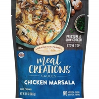Orrington Farms Meal Creations Chicken Marsala Sauce