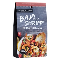 Urban Accents Baja Style Shrimp Seasoning Mix