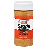 Badia Sazon Sin Achiote Without Annatto