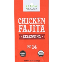 Riega Organic Chicken Fajita Seasoning