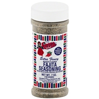 Fiesta Brand Extra Fancy Mesquite Flavored Fajita Seasoning
