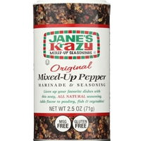 Jane's Krazy Original Mixed-Up Pepper