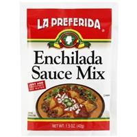 La Preferida Enchilada Sauce Mix