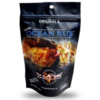 Fire in the Kitchen Captain Bradley's Ocean Rub