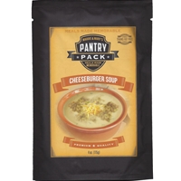 Pantry Pack Cheeseburger Soup