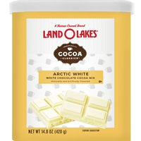Land O Lakes Arctic White Chocolate Hot Cocoa Mix 14.8 oz
