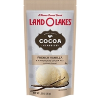 Land O Lakes French Vanilla & Chocolate Hot Cocoa Mix