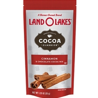 Land O Lakes Cinnamon & Chocolate Hot Cocoa Mix