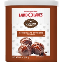Land O Lakes Chocolate Supreme Hot Cocoa Mix - 14.8 oz