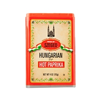Pride of Szeged Hot Hungarian Style Paprika