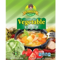 Carita Vegetable Soup