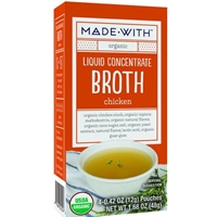 Made With Organic Chicken Broth Liquid Concentrate