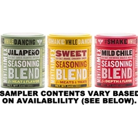 Slap Ya Mama Cajun Seasoning Sampler