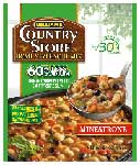 Williams Country Store Lower Sodium Minestrone Soup