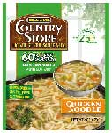 Williams Country Store Lower Sodium Chicken Noodle Soup