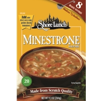 Shore Lunch Minestrone Soup