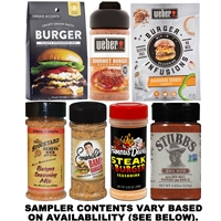 Burger Seasoning Sampler