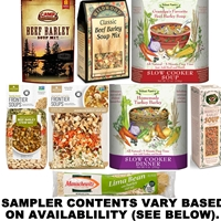 Barley Soup Sampler
