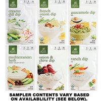 Simply Organic Dip Mix Sampler