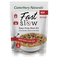 Canterbury Naturals Fast or Slow White Bean & Ham Hock