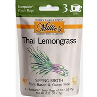 Millie's Thai Lemongrass Plant Based Sipping Broth