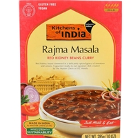 Kitchens of India Rajma Masala Red Kidney Beans Curry Dinner