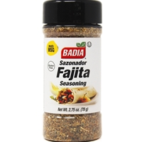 Badia Fajita Seasoning