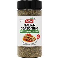 Badia Mediterranean Herb Itallian Seasoning