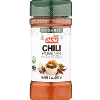 Badia Organic Chili Powder - 2 oz