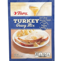 Tops Turkey Gravy Mix