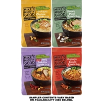 Mike's Mighty Good Craft Ramen Pillow Pack Sampler