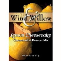 Wind & Willow Lemon Cheesecake Cheeseball & Dessert Mix - Best By June 2021