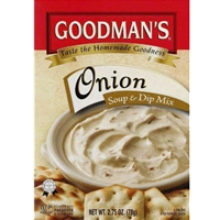 Goodman's Onion Soup & Dip Mix