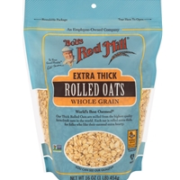 Bob's Red Mill Extra Thick Whole Grain Rolled Oats