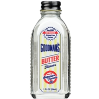 Goodman's Butter Flavor Extract - 1 oz