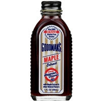 Goodman's Maple Extract - 1 oz