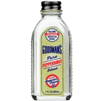 Goodman's Pure Peppermint Extract - 1 oz