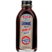 Goodman's Pure Vanilla Extract - 1 oz