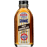 Goodman's White Chocolate Extract  - 1 oz