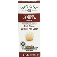 Watkins Clear Imitation Vanilla Extract