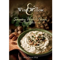Wind & Willow Savory Herb & Pecan Dip Mix