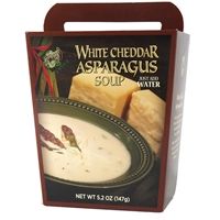 Plentiful Pantry White Cheddar Asparagus Soup Mix