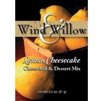 Wind & Willow Lemon Cheesecake Cheeseball & Dessert Mix