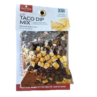 Frontier Zesty Taco Dip Mix