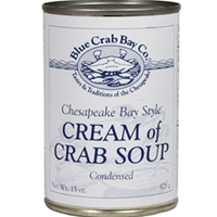 Blue Crab Bay Co. Chesapeake Bay Style Cream of Crab Soup