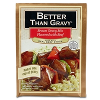 Better Than Bouillon Better Than Gravy Mix for Beef Gravy